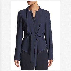 Elie Tahari Jackets & Coats - 🌸 NEW Elie Tahari Jenn Tie-Waist Jacket GORGEOUS